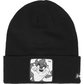 Capslab Tasmanian Devil BON TAZ Looney Tunes Black Beanie