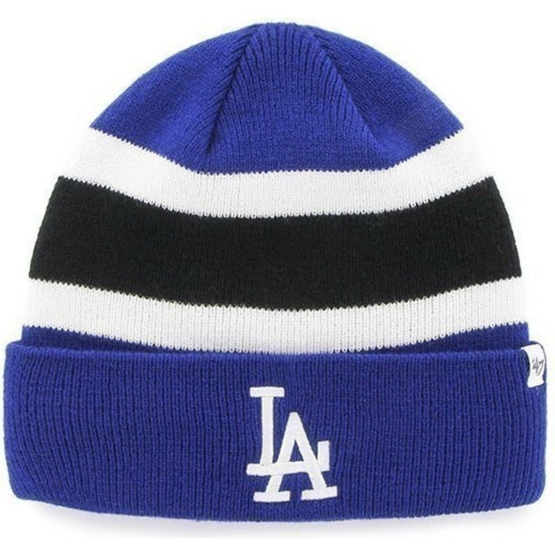 47-brand-los-angeles-dodgers-mlb-blue-beanie