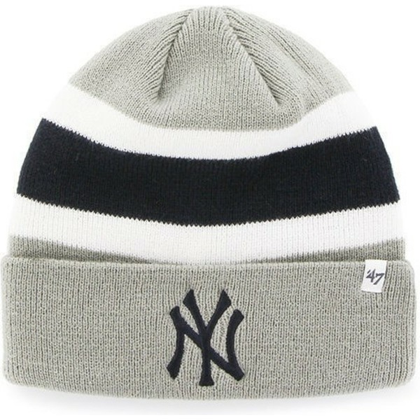 47-brand-new-york-yankees-mlb-grey-beanie