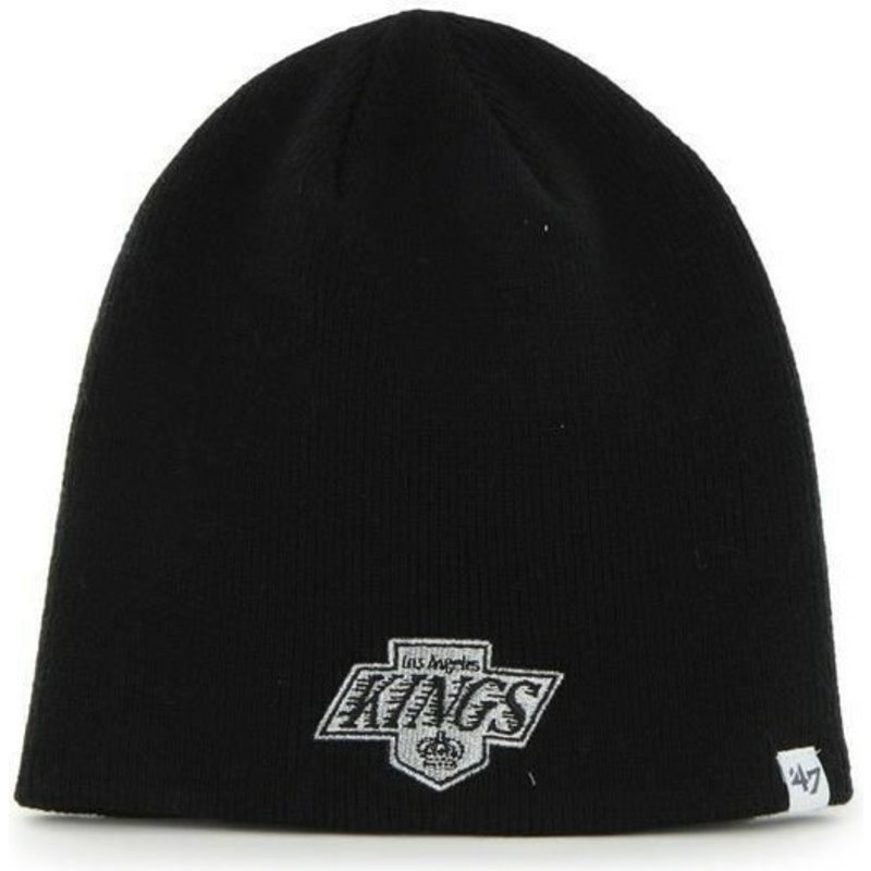 47-brand-los-angeles-kings-nhl-black-beanie