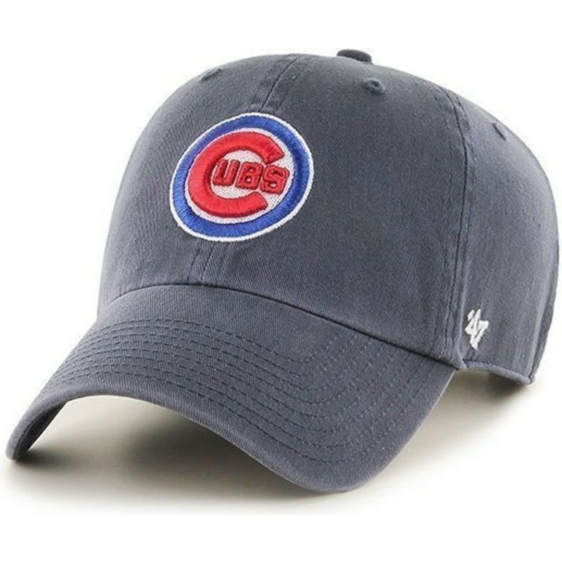 47-brand-curved-brim-front-logo-mlb-chicago-cubs-navy-blue-cap